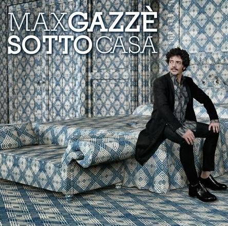 """Max Gazzè """"Sottocasa"""""""
