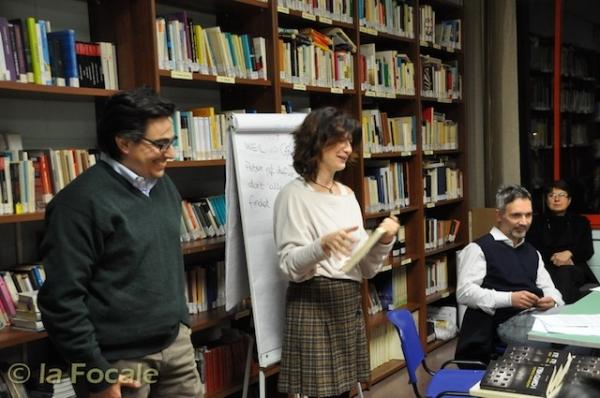 Book sharing  presentazione a Buguggiate