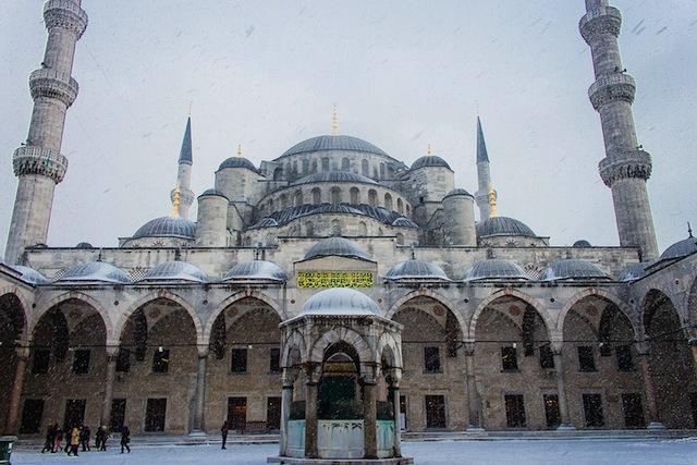 Istanbul incontri cultura