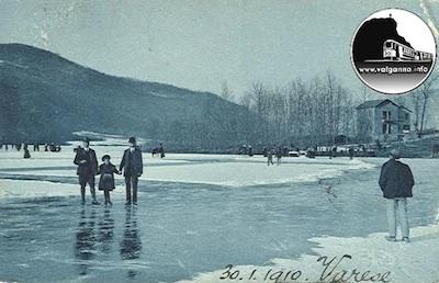 valganna 1910 cartolina