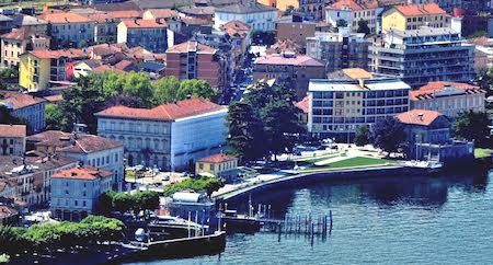 luino centro lago