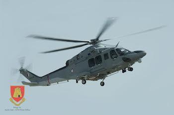 elicottero malta