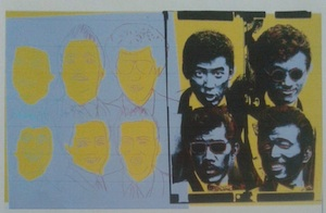 Andy Warhol mostra ispra
