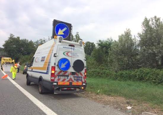 incidente a8 km 38